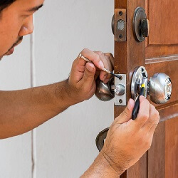 Lock change and rekey service