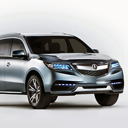 Acura MDX Key Replacement