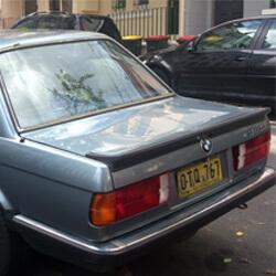 BMW 325e Key Replacement