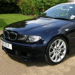 BMW 330Ci Car Key Replacement