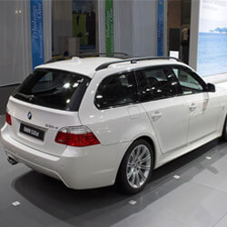 BMW 535d Key Replacement or Duplication