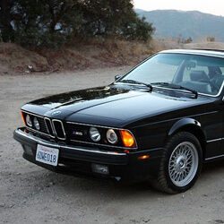 Car Keys Replaced for BMW 635CSi cars