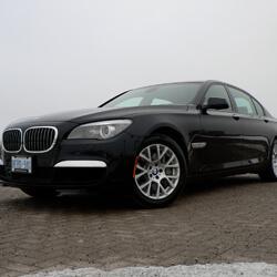 BMW 750Li xDrive Car Key Replacement
