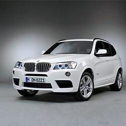Get Replacement BMW X3 car keys