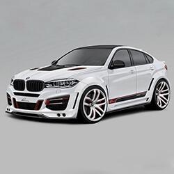 Replace My BMW X6 car keys