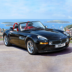 Car Keys Replaced for BMW Z8 vehicles