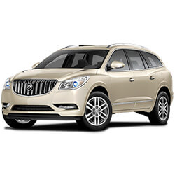 Buick Enclave Key Replacement or Duplication