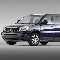 KeyReplacement or Duplication for Buick Rendezvous vehicles