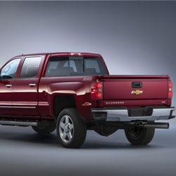 Chevrolet Silverado 2500 Car Key Replacement or Duplication