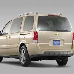 Chevrolet Uplander Key Replacement or Duplication