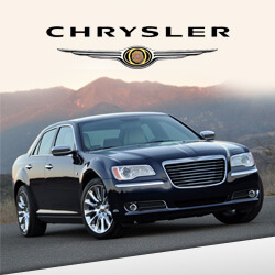 Replace Chrysler car keys
