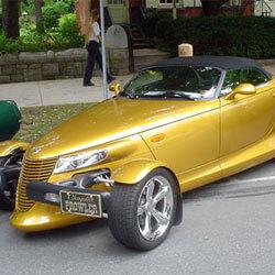 Chrysler Prowler Car Key Replacement