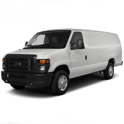 Ford E 250 Keys Replaced