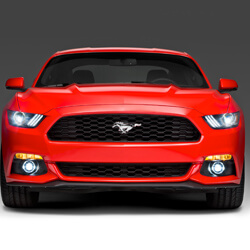 Ford Mustang Key Replacement or Duplication