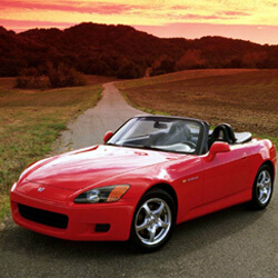 KeyReplacement or Duplication for Honda S2000 cars