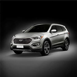 Replace Hyundai Santa Fe car keys