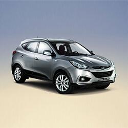 Hyundai Tucson Key Replacement