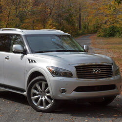 Infiniti QX80 Key Replacement or Duplication