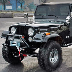 Jeep CJ Car Key Replacement or Duplication