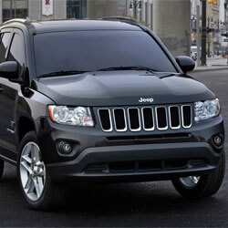 Replace Jeep Compass car keys