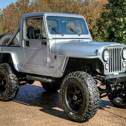 Key Replacement for Jeep Scrambler cars