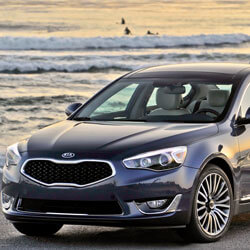 Replace Kia Cadenza car keys
