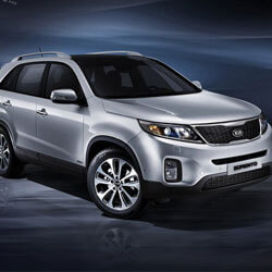 Kia Sorento Key Replacement or Duplication