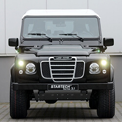 Replace My Land Rover Defender car keys