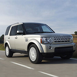 Land Rover LR4 Key Replacement or Duplication