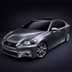 KeyReplacement or Duplication for Lexus GS 350 vehicles