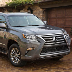 Car Key Replacement for Lexus GX Models vehicles