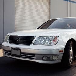 Replace Lexus LS 400 car keys