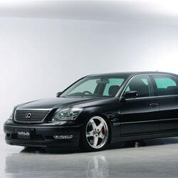 Car Key Replacement for Lexus LS 430 vehicles