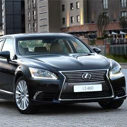 Lexus LS 460 Car Keys Replaced