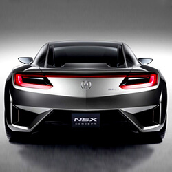 Car KeyReplacement or Duplication for Acura NSX vehicles
