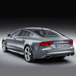 Audi RS 7 Key Replacement