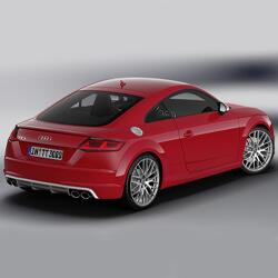 Replace Audi TTS car keys