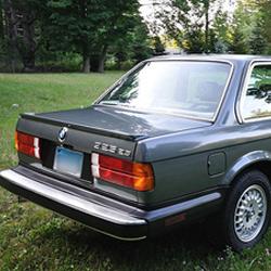 BMW 325es Car Key Replacement or Duplication