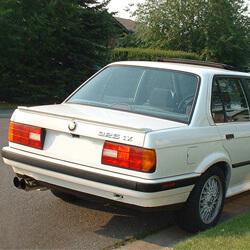 BMW 325iX Keys Replaced