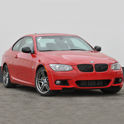 BMW 335is Keys Replaced