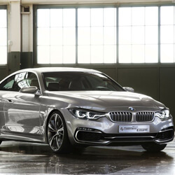 BMW 4 Series Keys Replaced