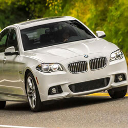Key Replacement for BMW 528i xDrive vehicles