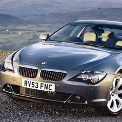 BMW 645Ci Car Key Replacement or Duplication