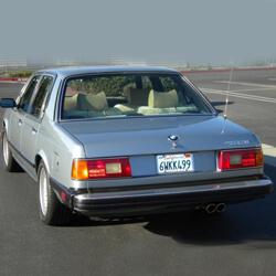 Replace BMW 733i car keys