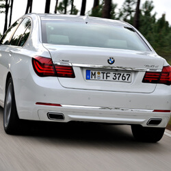 Car Keys Replaced for BMW 735i cars
