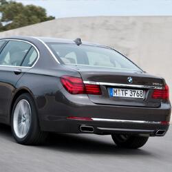 BMW 740Ld xDrive Key Replacement