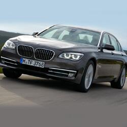 BMW 740Li Key Replacement
