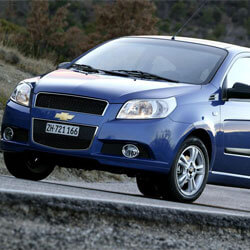 Keys Replaced for Chevrolet Aveo5 cars