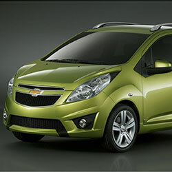 Chevrolet Spark Key Replacement