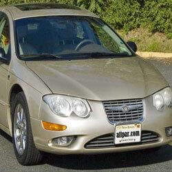 Chrysler LHS Car Keys Replaced